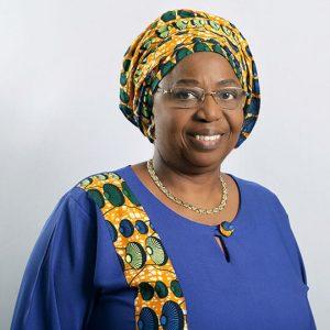 Professor  Awa Marie Coll Seck
