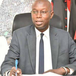Professor Daouda Ndiaye