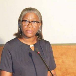 Doctor Lucile M. Imboua-Niava