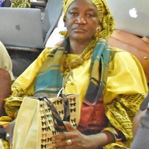 Professeur Rokia Sanogo